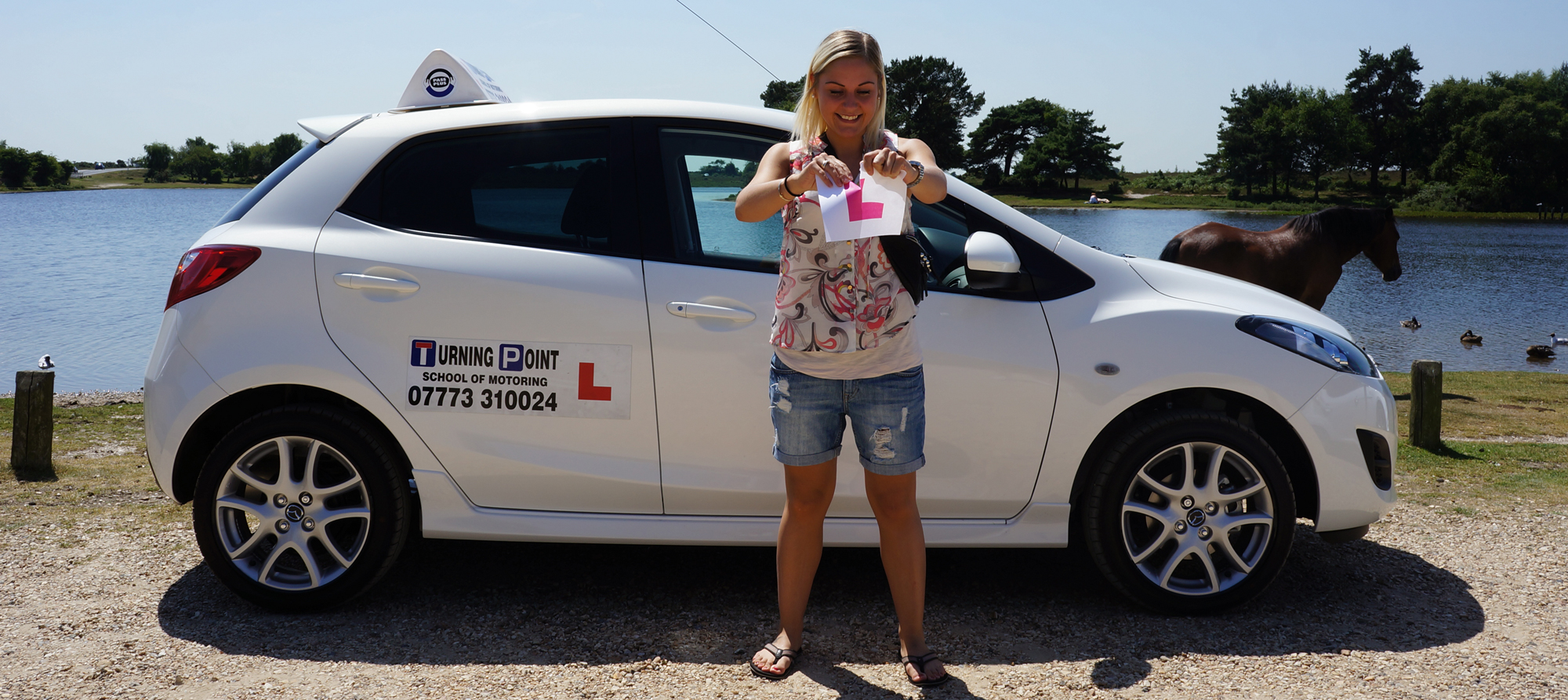 lymington driving lessons